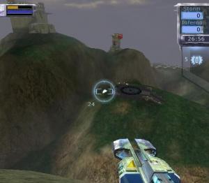 Tribes Aerial Assault - Playstation 2