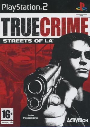 True Crime : Streets of LA sur PS2