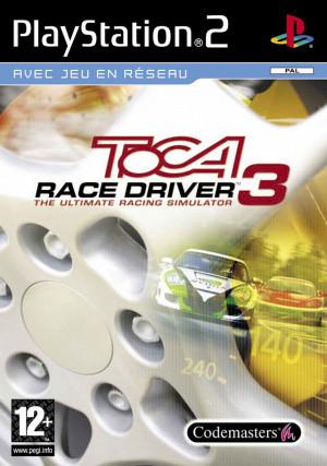 TOCA Race Driver 3 sur PS2