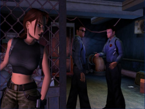 Tomb Raider : The Angel Of Darkness - Playstation 2