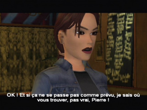 Lara quitte son Core