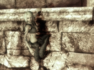 Images : Tomb Raider Legend, la nemesis Amanda Evert