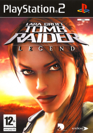 Tomb Raider Legend sur PS2