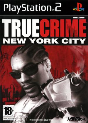 True Crime : New York City sur PS2