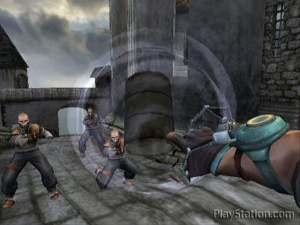TimeSplitters : Future Perfect se dévoile