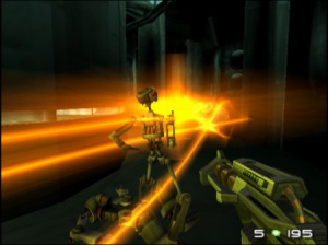 TimeSplitters 2 - Playstation 2