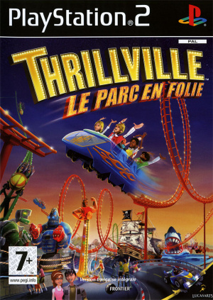 Thrillville : Le Parc en Folie sur PS2