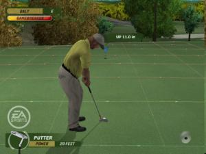 Tiger Woods PGA Tour 2006 s'illustre