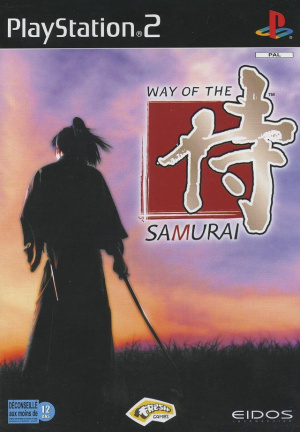 Way of the Samurai sur PS2