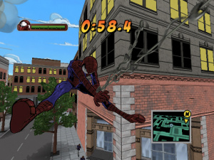 Ultimate Spider-Man - Playstation 2