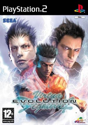Virtua Fighter 4 Evolution sur PS2