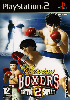 Victorious Boxers 2 : Fighting Spirit sur PS2
