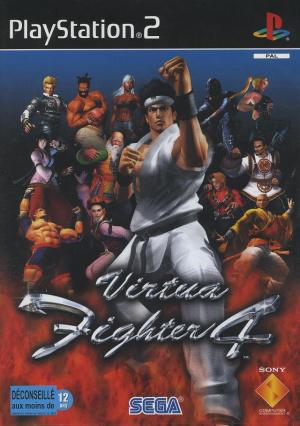 Virtua Fighter 4 sur PS2