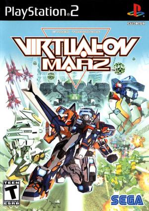 Virtual-On : Marz sur PS2