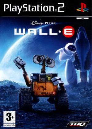 WALL-E sur PS2