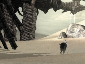 Shadow Of The Colossus - Playstation 2
