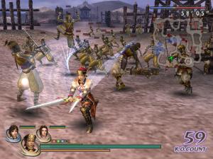 Images : Warriors Orochi ou le cross-over de folie