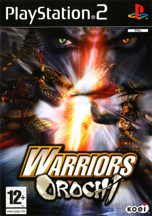 Warriors Orochi sur PS2