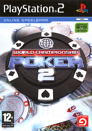 World Championship Poker 2 sur PS2
