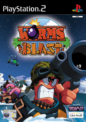 Worms Blast sur PS2