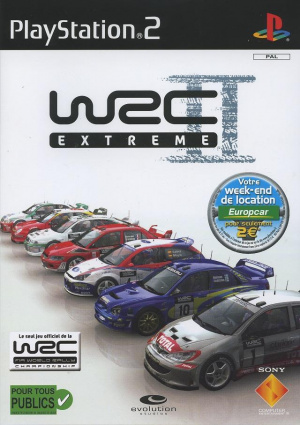 World Rally Championship II Extreme sur PS2