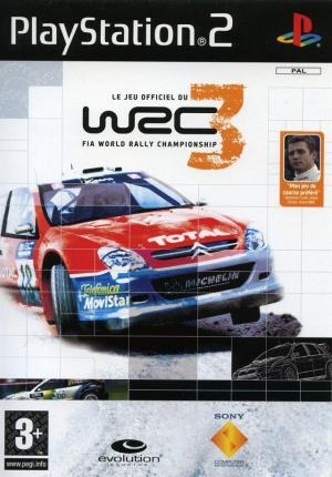 WRC 3 sur PS2