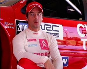 WRC Avec Sebastien Loeb Edition 2005