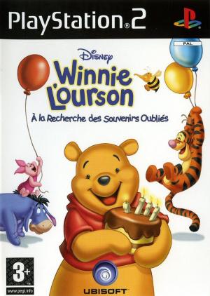 Winnie l'Ourson : A la Recherche des Souvenirs Oubliés sur PS2