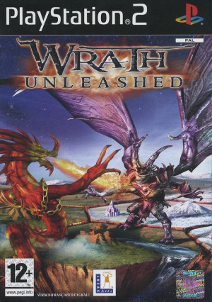 Wrath Unleashed sur PS2