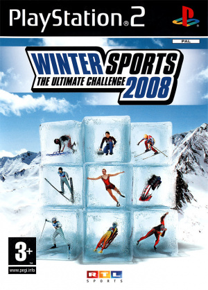 Winter Sports 2008 : The Ultimate Challenge sur PS2