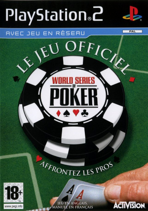 World Series of Poker sur PS2