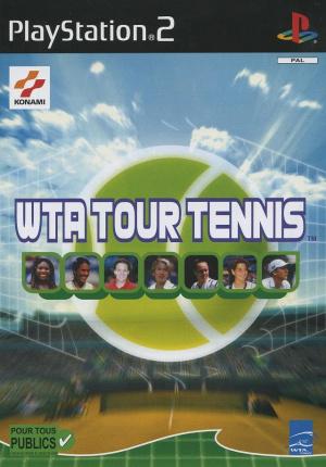 WTA Tour Tennis sur PS2