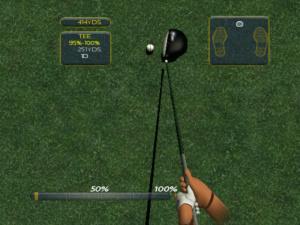 Images : ProStroke Golf sur le green