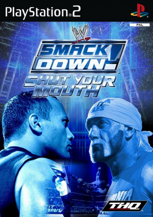WWE Smackdown! : Shut your Mouth sur PS2