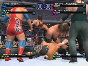 WWF Smackdown : Just Bring It