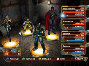 X-Men Legends 2 : Rise Of The Apocalypse - Playstation 2