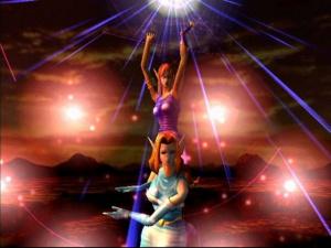 Des images de Yu-Gi-Oh ! PS2