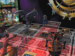 Yu-Gi-Oh! en septembre sur PS2