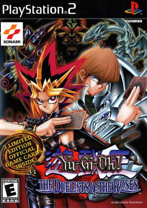 Yu-Gi-Oh! The Duelists of the Roses sur PS2
