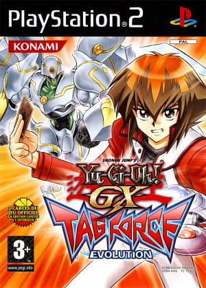 Yu-Gi-Oh! GX Tag Force Evolution sur PS2