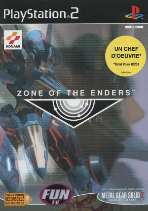 Zone of the Enders sur PS2