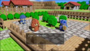 3D Dot Game Heroes