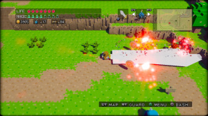 Images de 3D Dot Game Heroes