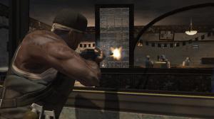 50 Cent dans 50 cent Blood on the Sand : Le concert qui tourne mal