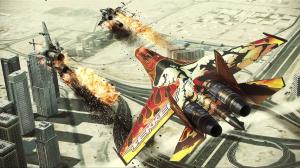 Tekken dans Ace Combat : Assault Horizon