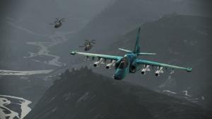 TGS 2013 : Screenshots et extrait d'Ace Combat Infinity