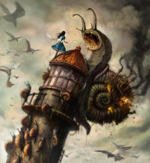 Alice en toute liberté