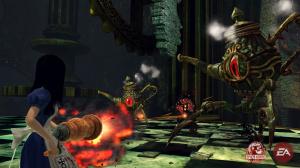 Alice : un jeu très violent et malsain