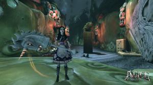 Images d'Alice : Retour au Pays de la Folie