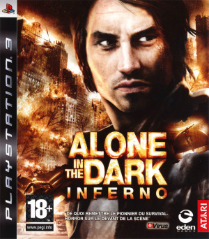 Alone in the Dark : Inferno sur PS3